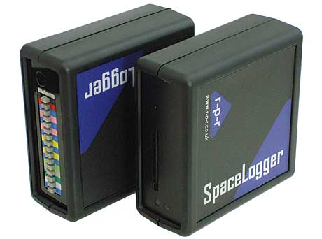 Space log – new data logger from Richard Paul Russell