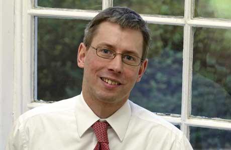Director awarded honorary professorship by Scottish university