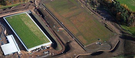 Glencorse water treatment works