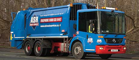 ASH Waste Services,