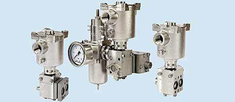 Bifold valves