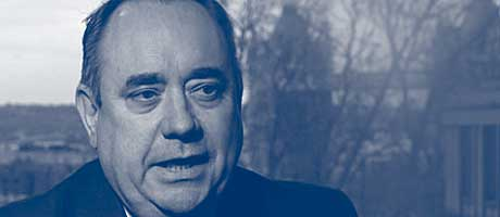 Salmond to speak at energy show