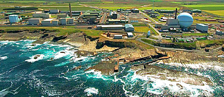 Japan learns from Dounreay clean-up