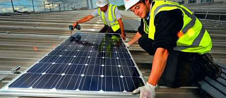 Met Office forecasts big savings from solar