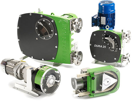 Peristaltic Pumps – A lot more than just heavy duty