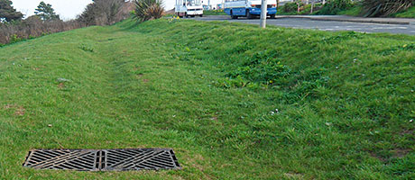 Flooding problems alleviated with retrofit SuDS scheme
