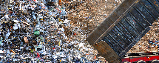 Increasing amounts of waste are moving across EU borders for recovery or disposal.