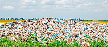 Nuclear waste sent to landfill