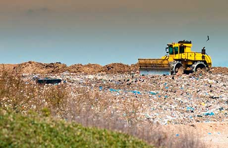 Gates continuing to close at landfill sites