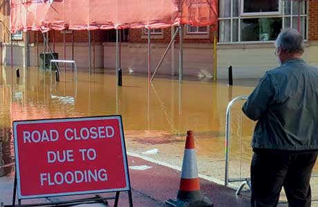 'Flood investment must be protected'