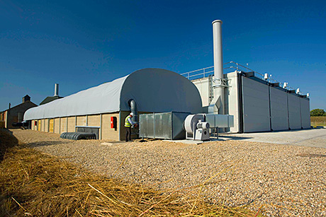BioWatt was set up to specialise in design and build projects.