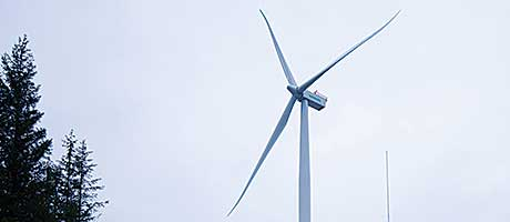Siemens Energy Wind Turbines