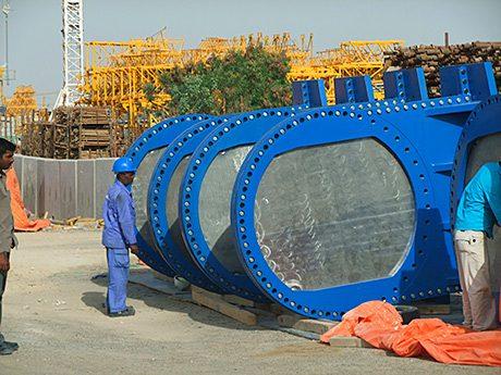Industrial-Penstocks'-Knife-Gate-Vales-in-Abu-Dhabi