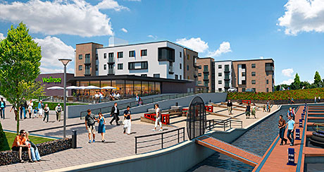 A multi-discipline approach helped environmental consultancy REC complete the remediation and validation works for a mixed-use development scheme to a tight deadline.
