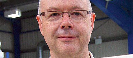 Mark directs – New Technical Director at Hanovia