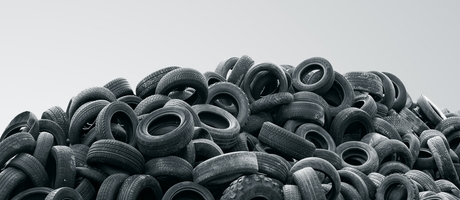 Tyre trouble at mill – Illegal waste