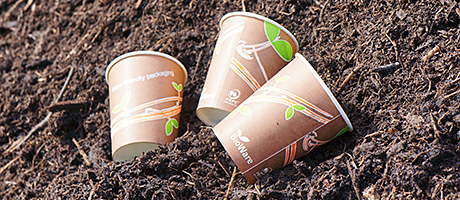 Breaking it down: compostable product packaging