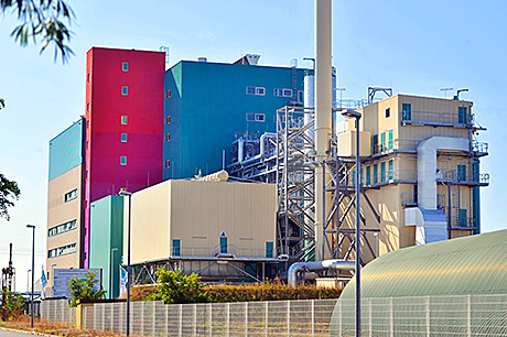 Reducing toxic emissions from waste incineration power plants