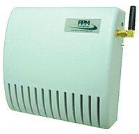 The Mini IAQ Profile System from PPM Monitoring gives a visual representation of indoor air quality in buildings