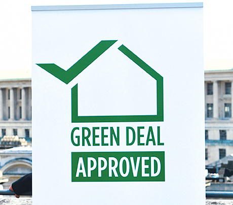 Green Deal off to a slow start