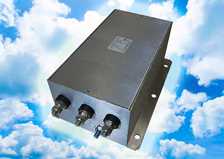 EMI filters for solar and wind turbines
