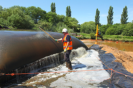 With technical expertise, Geotubes can be tailored to handle the individual sludge requirements of particular sites.