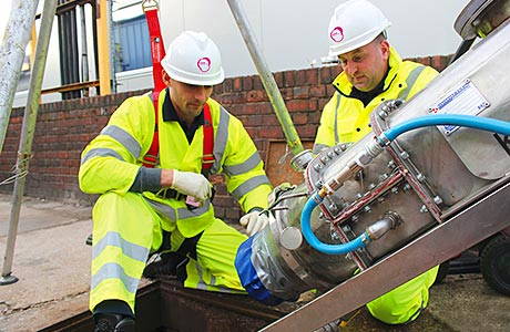 A boost for no-dig pipe rehabilitation