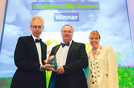 Biomass innovation rewarded