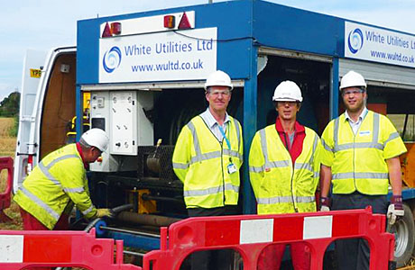 Pipe liner is clear solution for Yorkshire Water