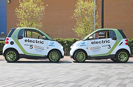 EVs help map urban pollution