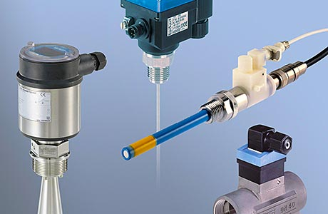 Sensors for fluid control systems