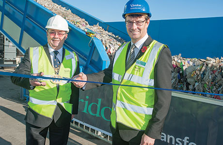 New advanced plastics recycling facility in Kent