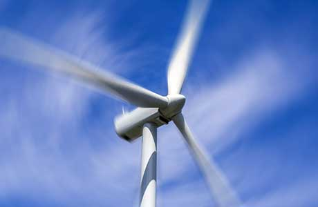 Protecting wind turbines