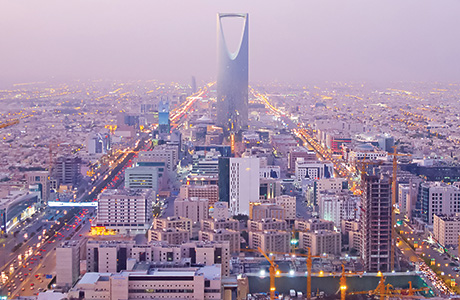 Riyadh monitoring contract