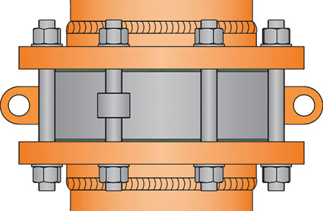Enhanced flow flame arresters