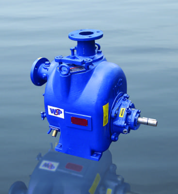 Grit and sludge pumps measure up in wastewater treatment