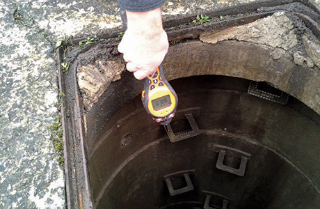 VOC detector assists oil spill remediation firm
