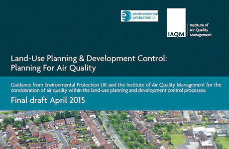 Draft guidance document aims to assist planners