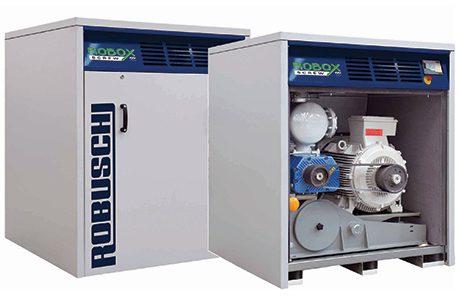Robuschi Robox screw compressor