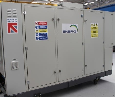 Small-scale CHP shortlisted for Renewable Energy Awards