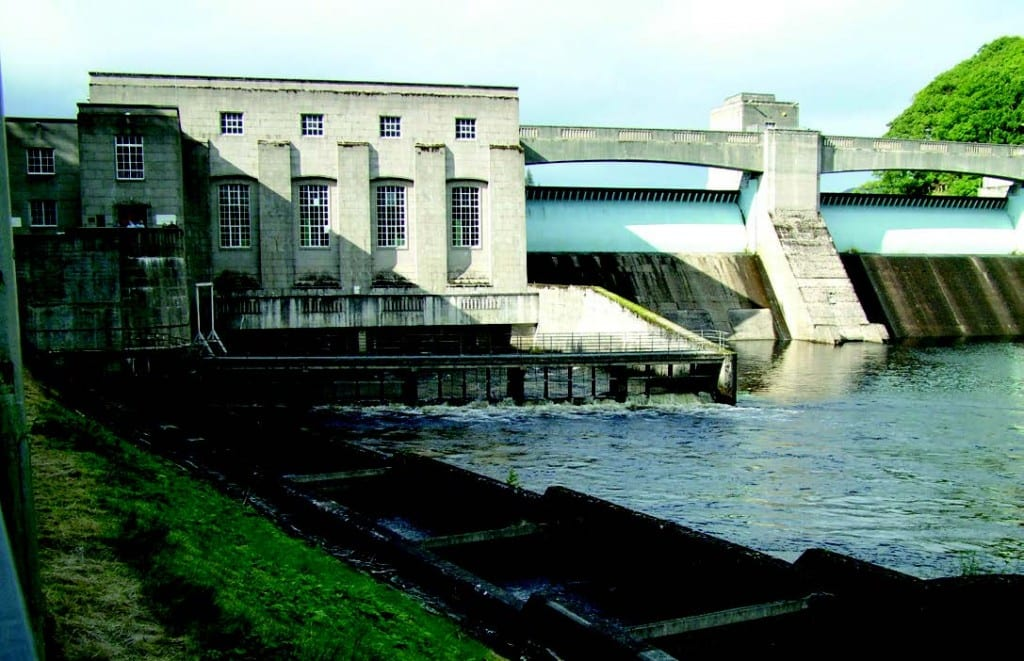 Pitlochry hydroelectric power station and dam. The CfD scheme offers inadequate support for larger-scale hydro, said one delegate.