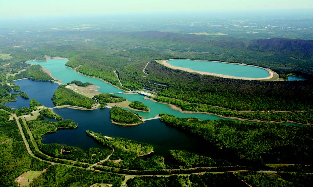 Assessing the potential of pumped storage