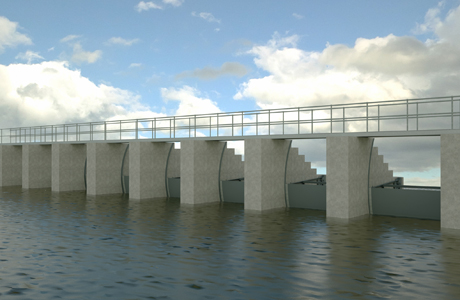Firm secures deal to build radial weir gates for EA refurbishment of Thames structure