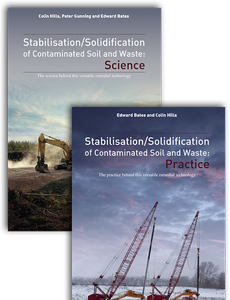 Stabilisation/solidification of contaminated soil