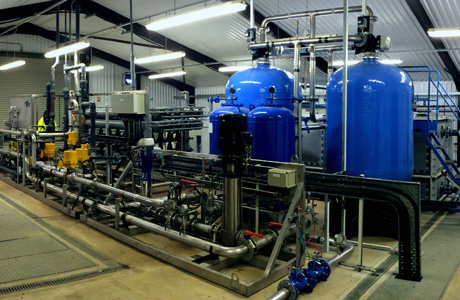 Scotland's first water technology testing facilities open