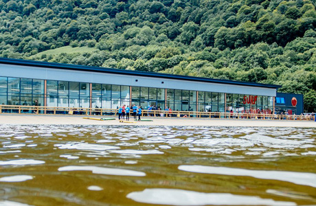 Surf's up: Spectacular regeneration in Snowdonia