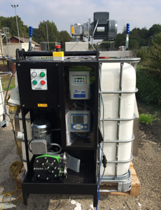 Dosing Systems For Chemical Dosing In Industrial