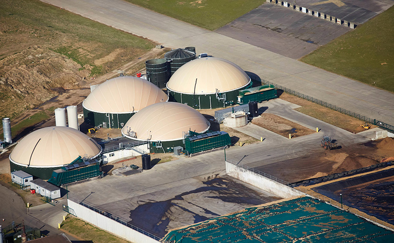Agrigen - a 5MW farmer-owned AD plant in Suffolk choose HRS 3-Tank Batch Sludge Pasteuriser