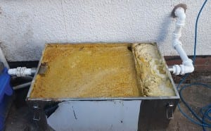 Commercial kitchens need better guidance on the management of fat, oils and grease.