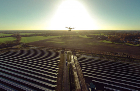 New surveying service helps pinpoint faulty solar cells